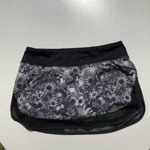Lululemon | Hotty Hot Skort In angel wings